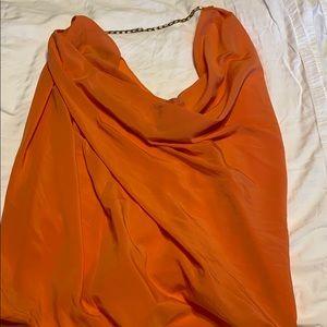 Moda orange top